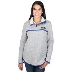 Jackson Pullover - Lauren James - The Sherpa Pullover Outlet