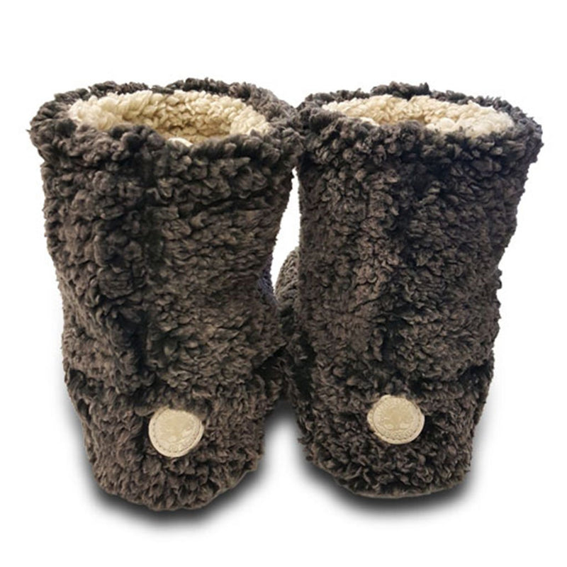 Sherpa Fleece Booties - The Sherpa Pullover Company