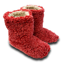 Sherpa Fleece Booties - FINAL SALE