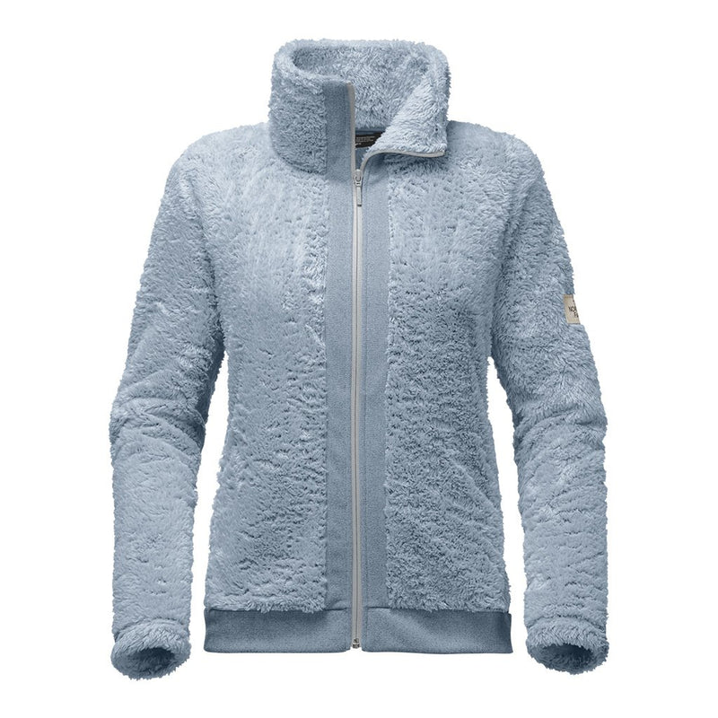 Women's Furry Fleece Full Zip Jacket - The North Face - The Sherpa Pullover Outlet