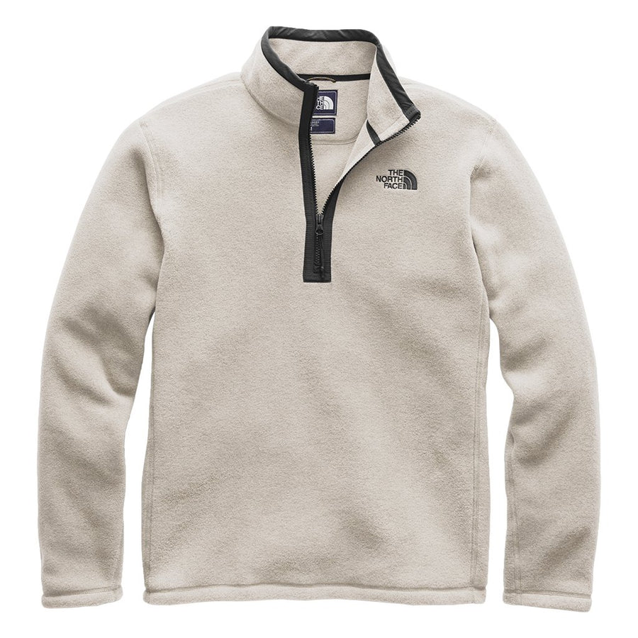 Men's Pyrite Fleece 1/4 Zip - The North Face - The Sherpa Pullover Outlet