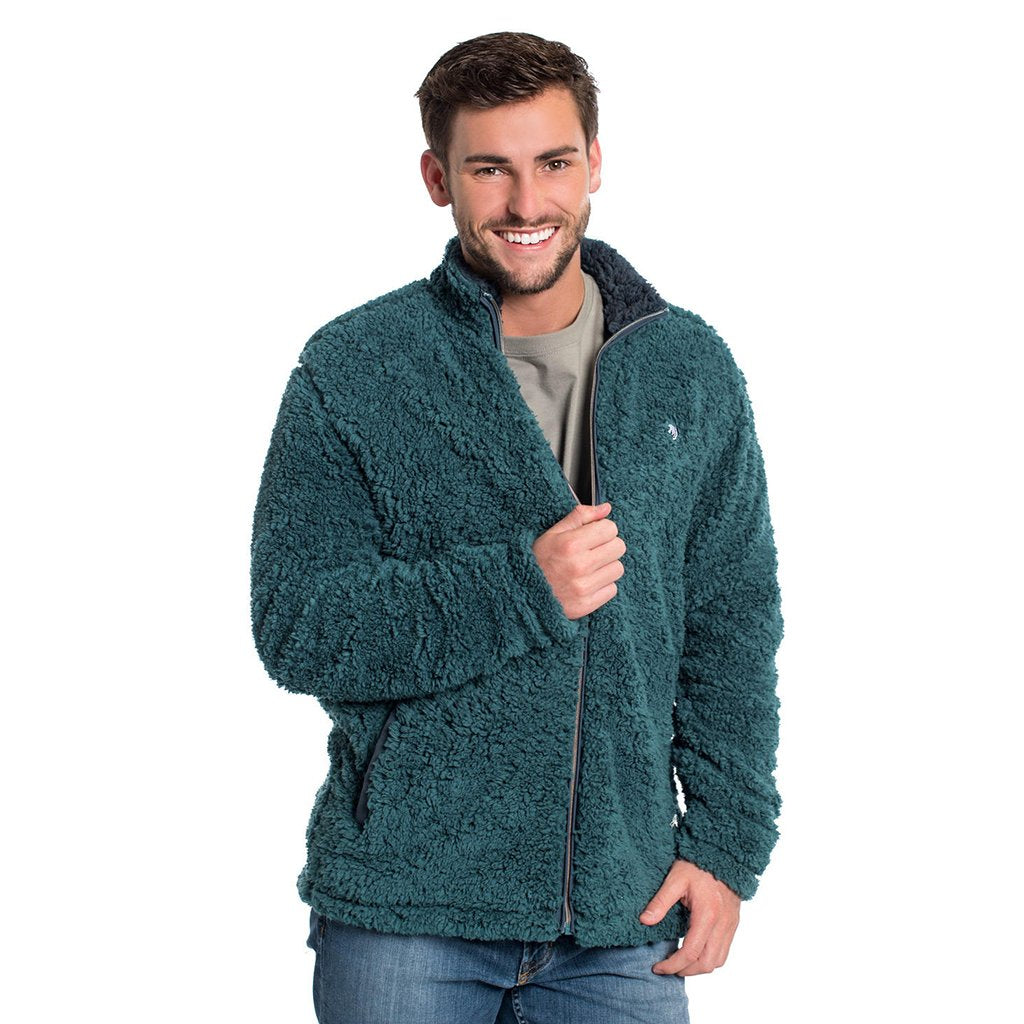 The Southern Shirt Co Sherpa Jacket The Sherpa Pullover