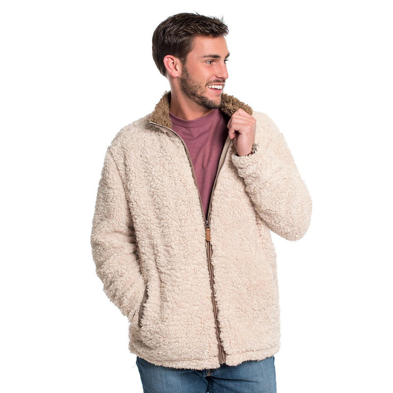 Sherpa Jacket - The Southern Shirt Co. - The Sherpa Pullover Outlet
