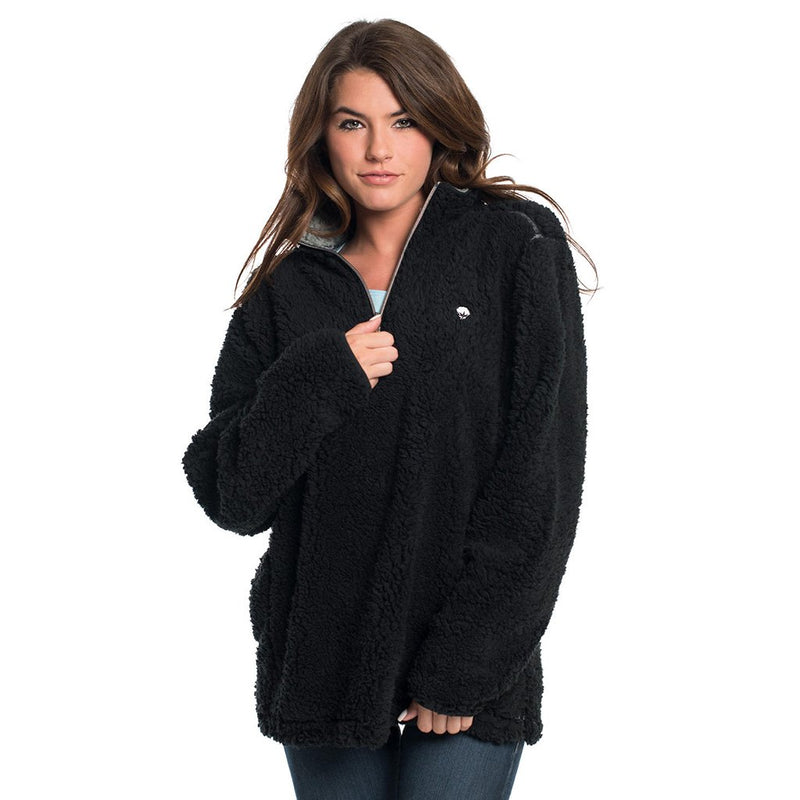 Sherpa Pullover with Pockets - The Southern Shirt Co. - The Sherpa Pullover Outlet
