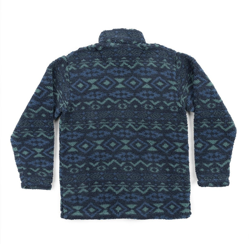 Appalachian Peak Sherpa Pullover - Southern Marsh - The Sherpa Pullover Outlet