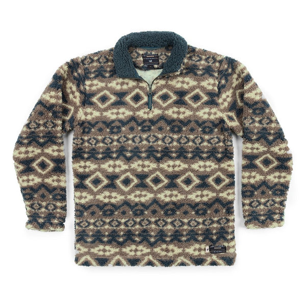 Appalachian Peak Sherpa Pullover - The Sherpa Pullover Company