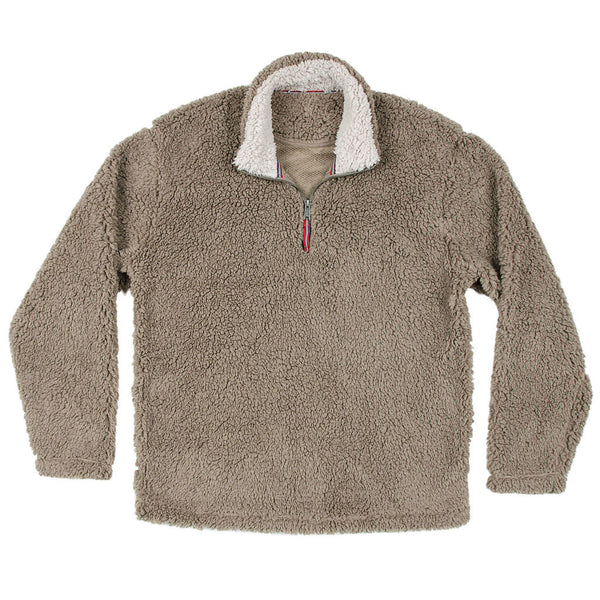 Appalachian Pile Pullover - The Sherpa Pullover Company