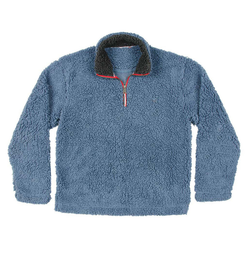 Appalachian Pile Pullover - FINAL SALE - Southern Marsh - The Sherpa Pullover Outlet