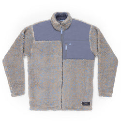Blue Ridge Sherpa Jacket - Southern Marsh - The Sherpa Pullover Outlet