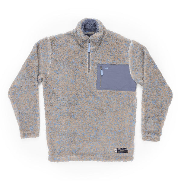 Blue Ridge Sherpa Pullover - Southern Marsh - The Sherpa Pullover Outlet