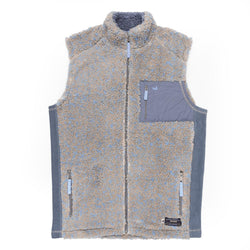 Blue Ridge Sherpa Vest - The Sherpa Pullover Company