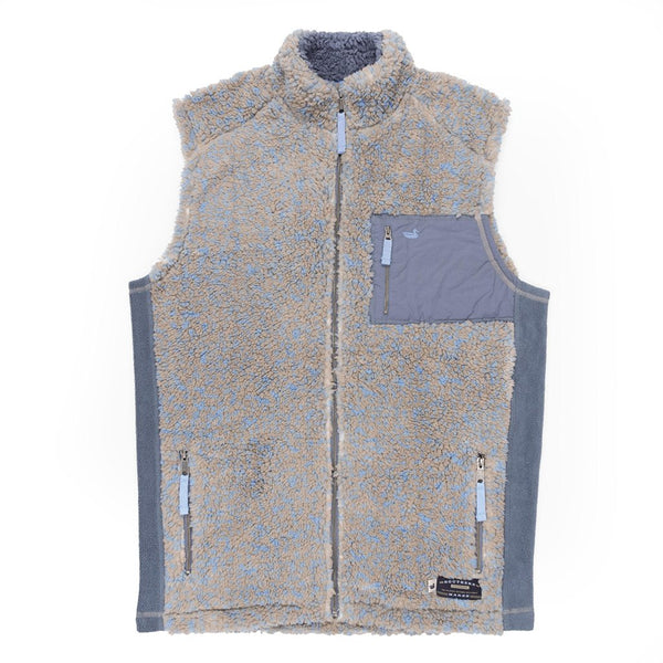 Blue Ridge Sherpa Vest - Southern Marsh - The Sherpa Pullover Outlet