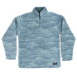 High Mesa Sherpa Pullover - Southern Marsh - The Sherpa Pullover Outlet