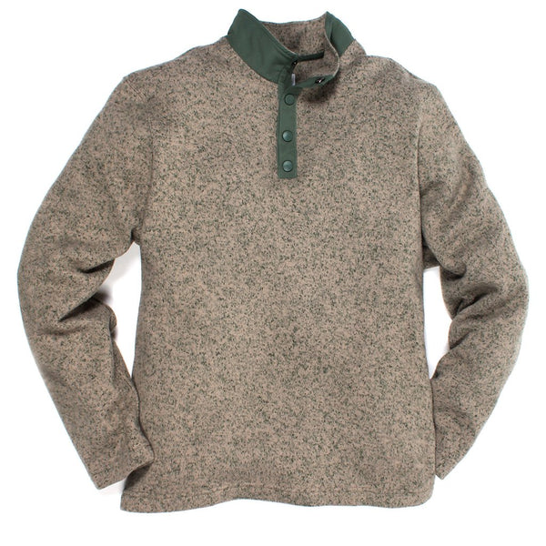 Getty Fleece - FINAL SALE - Southern Proper - The Sherpa Pullover Outlet