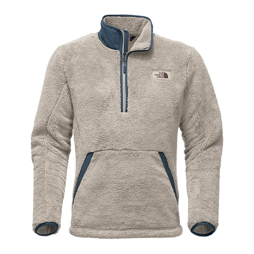 the north face men 39 s campshire sherpa fleece pullover. Black Bedroom Furniture Sets. Home Design Ideas