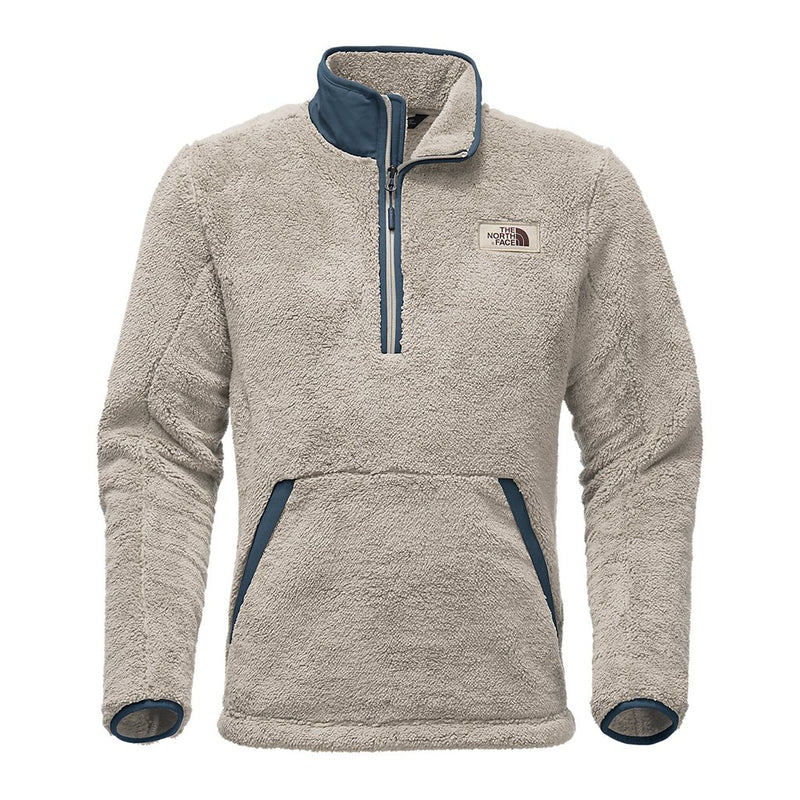 Men's Campshire Sherpa Fleece Pullover - The North Face - The Sherpa Pullover Outlet