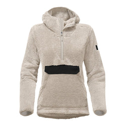 Women's Campshire Sherpa Fleece Pullover Hoodie - The North Face - The Sherpa Pullover Outlet