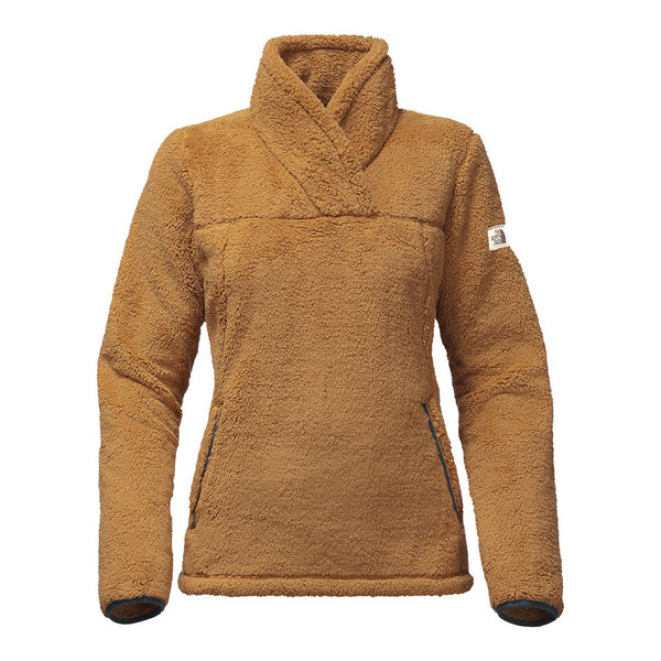The North Face Women S Campshire Sherpa Fleece Pullover The Sherpa Pullover Company
