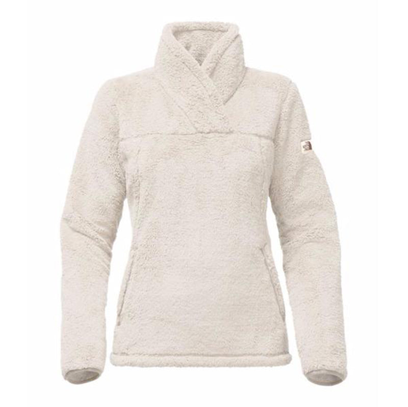 Women's Campshire Sherpa Fleece Pullover - The North Face - The Sherpa Pullover Outlet