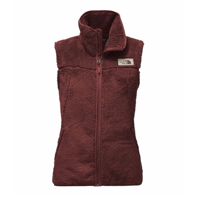 Women's Campshire Sherpa Vest - The Sherpa Pullover Company