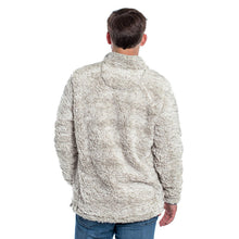 The Southern Shirt Co. PRE-ORDER Heather Sherpa Pullover with Pockets in Mystic
