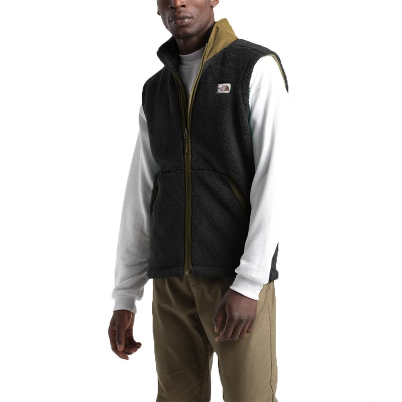 Men's Campshire Vest - The North Face - The Sherpa Pullover Outlet