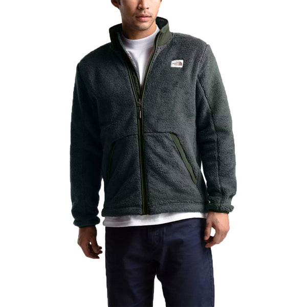 Men's Campshire Pullover Full Zip Jacket - The North Face - The Sherpa Pullover Outlet