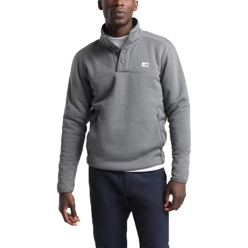 Men's Sherpa Patrol 1/4 Snap Pullover - The North Face - The Sherpa Pullover Outlet