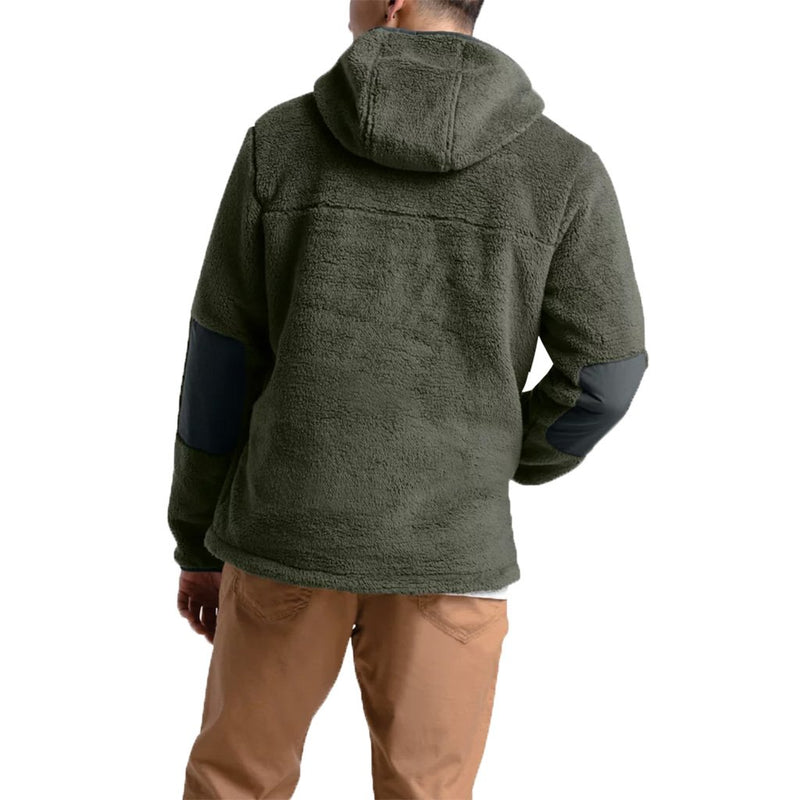 Men's Campshire Pullover Hoodie - The North Face - The Sherpa Pullover Outlet