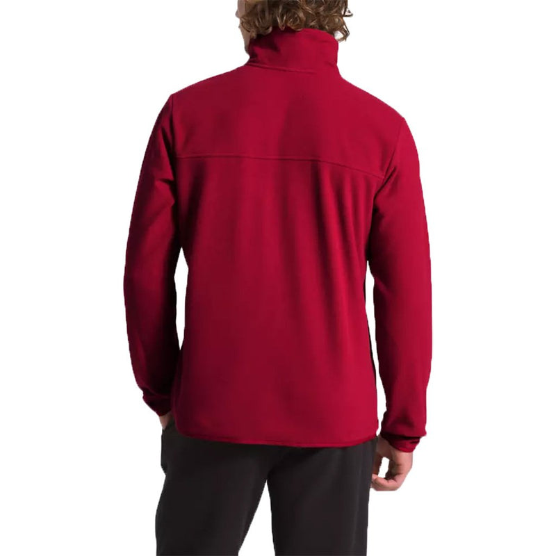 The North Face Men's TKA Glacier 1/4 Zip Pullover by The North Face