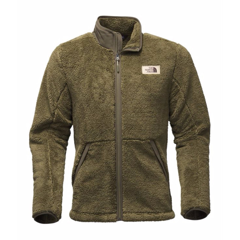 Men's Campshire Full Zip Sherpa Fleece - The North Face - The Sherpa Pullover Outlet