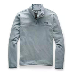 Men's TKA Glacier Snap-Neck Pullover - The North Face - The Sherpa Pullover Outlet