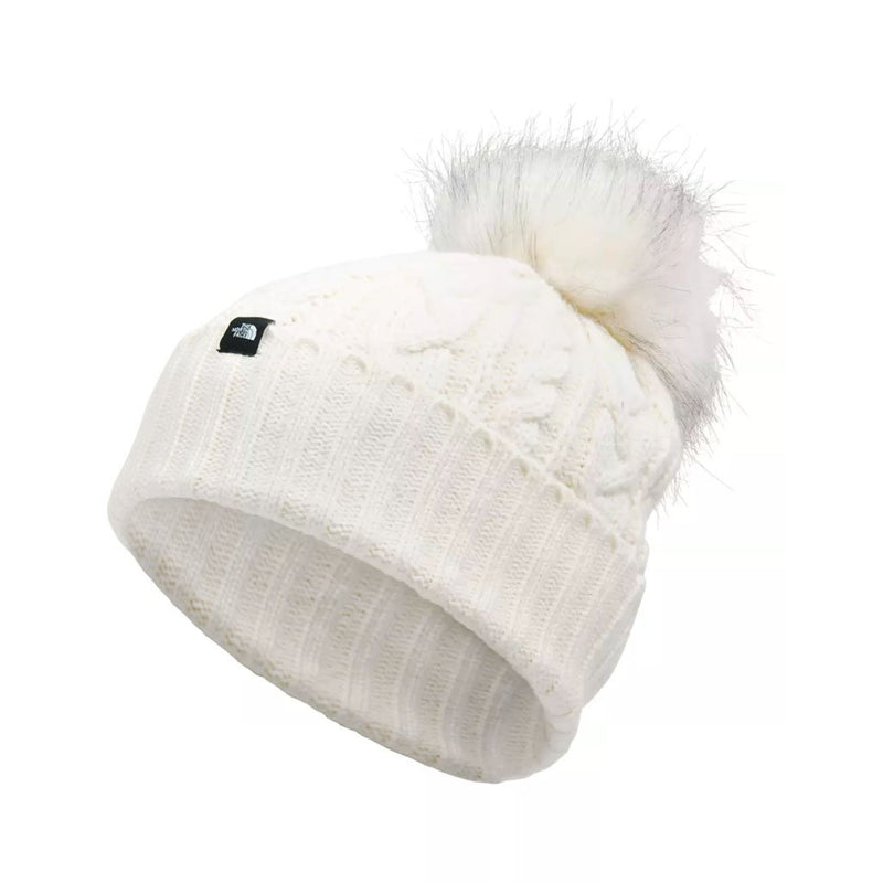 Women's Oh-Mega Fur Pom Beanie - The North Face - The Sherpa Pullover Outlet
