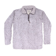 True Grit (Dylan) Frosty Tipped Women's Stadium Pullover in Heather
