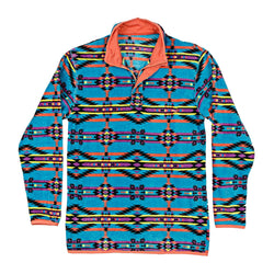 Harbuck Fleece 1/4 Zip Pullover - Southern Marsh - The Sherpa Pullover Outlet