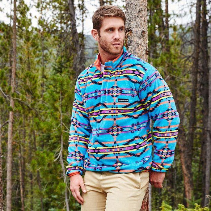 Harbuck Fleece 1/4 Zip Pullover - FINAL SALE - Southern Marsh - The Sherpa Pullover Outlet