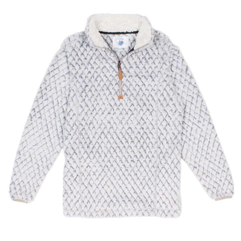 Helsinki Plush Pullover - Nordic Fleece - The Sherpa Pullover Outlet
