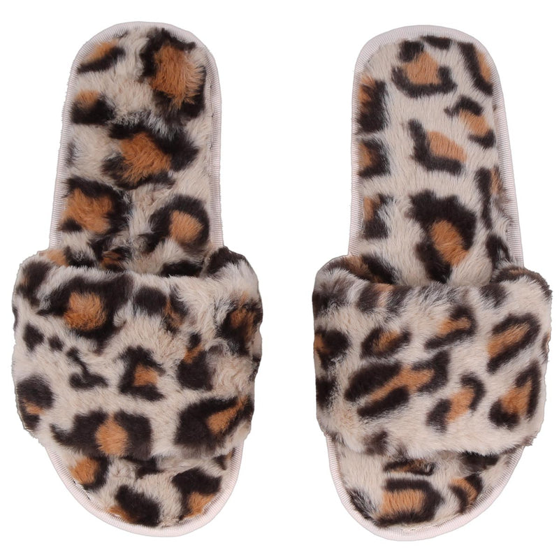 Halden Faux Fur Slippers by Nordic Fleece - Nordic Fleece - The Sherpa Pullover Outlet