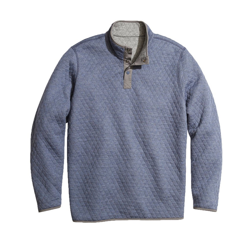 Marine Layer Corbet Reversible Pullover The Sherpa