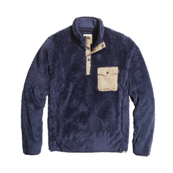 Re-Spun Sherpa Corbet - Marine Layer - The Sherpa Pullover Outlet