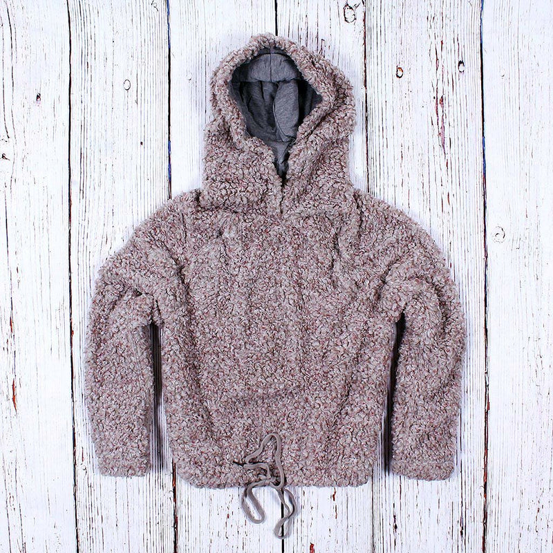 Sherpa Soho Pullover - Dylan - The Sherpa Pullover Outlet