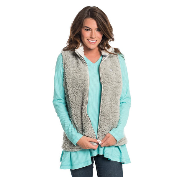 Sherpa Vest - FINAL SALE - The Southern Shirt Co. - The Sherpa Pullover Outlet