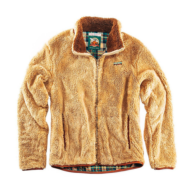 The White Mountain Moose Fleece - The Sherpa Pullover Company
