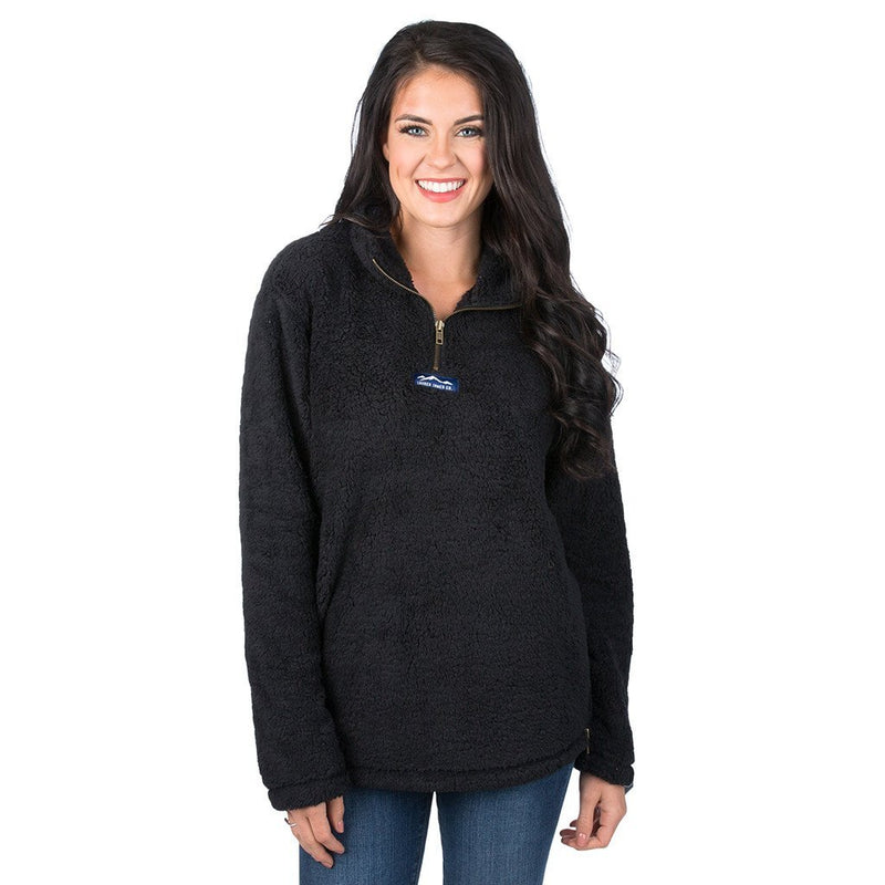 Linden Sherpa Pullover - Lauren James - The Sherpa Pullover Outlet