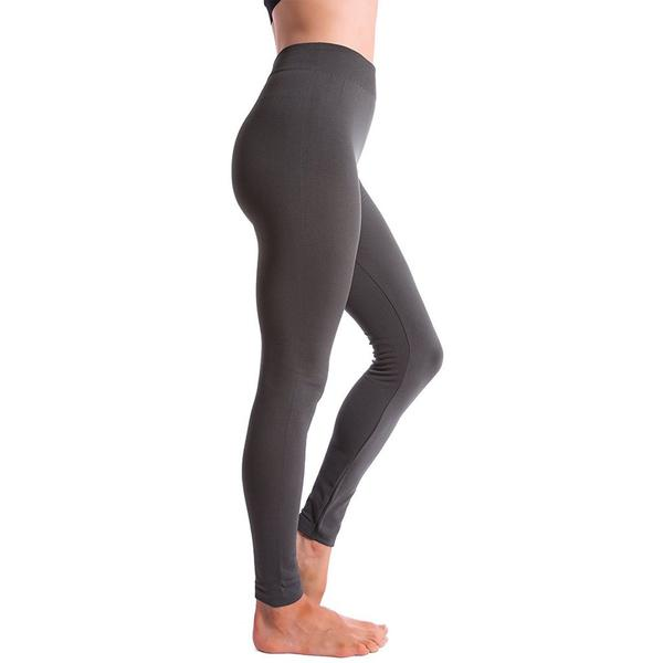 Ultra-Soft Seamless Fleece Lined Leggings - Country Club Prep - The Sherpa Pullover Outlet