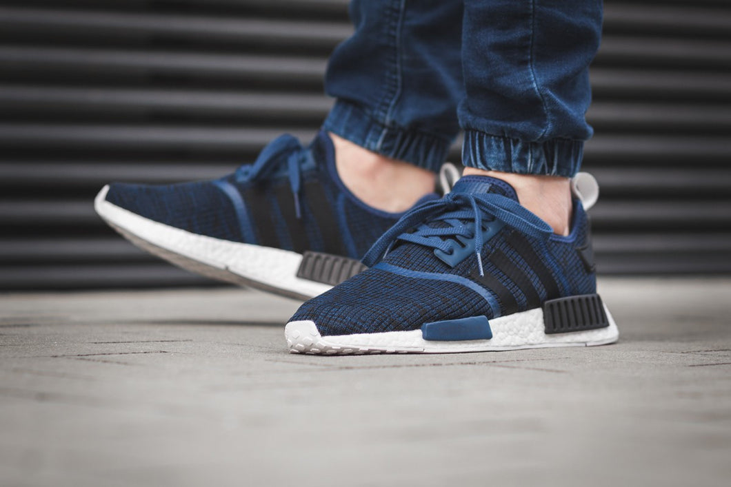 separation shoes 11760 5155c Adidas NMD R1  Mystery Blue  - Size  9