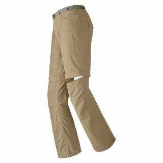 Mountain Hardwear Corsica Convertible Pant - Women's Short Length Pants & shorts 6 Grill