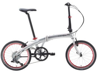 DAHON Mu D10 Brushed
