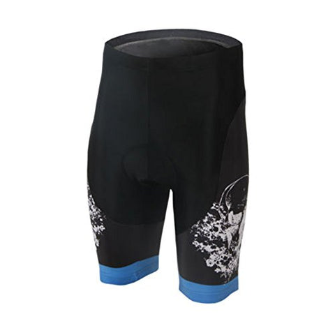 Xinzechen Breathable 3D Padded Cycling Shorts