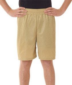 Badger Sport Youth Mesh/Tricot 6-Inch Short (2207)